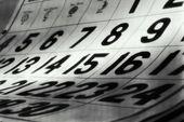 Calendario de esperas
