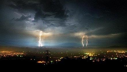 Insomnio y tormenta